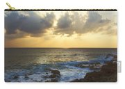 Kaena Point State Park Sunset 3 - Oahu Hawaii Carry-all Pouch
