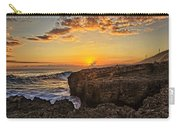 Kaena Point Sunset Carry-all Pouch