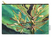 Kahili Ginger Carry-all Pouch