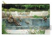 Kahlil Gibran Memorial Garden Carry-all Pouch