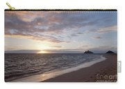 Kailua Sunset Carry-all Pouch