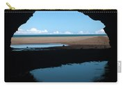 Kalalau Cave Carry-all Pouch by Brian Harig