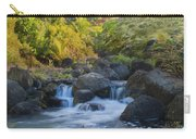 Kalalau Valley Stream Carry-all Pouch