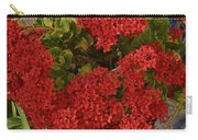 Kalanchoe Flowers Carry-all Pouch