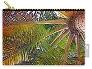 Kaleidescope Palm Carry-all Pouch