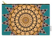 Kaleidoscope 7 Carry-all Pouch