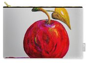 Kaleidoscope Apple -- Or -- Apple For The Teacher  Carry-all Pouch by Eloise Schneider