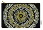 Kaleidoscope Ernst Haeckl Sea Life Series Steampunk Feel Carry-all Pouch