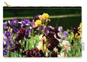 Kaleidoscope Floral Carry-all Pouch