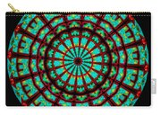 Kaleidoscope Of A Neon Sign Carry-all Pouch
