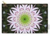 Kaleidoscope Pink Daisy Carry-all Pouch