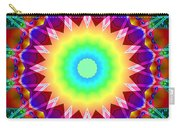 Kaleidoscope Rainbow Carry-all Pouch