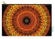 Kaleidoscope Stained Glass Window Series Carry-all Pouch
