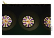 Kaleidoscope Window  Carry-all Pouch