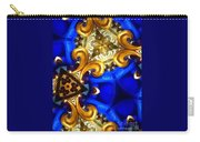 Kaleidoscopic Blues Fdl  Carry-all Pouch