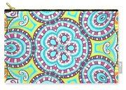 Kaleidoscopic Whimsy Carry-all Pouch