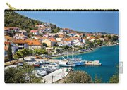 Kali Small Fishermen Town Harbor Carry-all Pouch