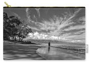 Kanahna Beach Maui Hawaii Panoramic Carry-all Pouch