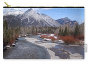 Kananaskis River Carry-all Pouch