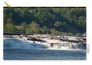 Kanawah Falls I - Spring Carry-all Pouch