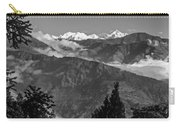 Kanchenjunga Monochrome Carry-all Pouch