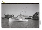 Kandy Of Barnstable Harbor 1950's Carry-all Pouch