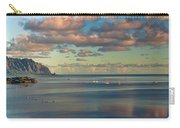 Kaneohe Bay Panorama Mural Carry-all Pouch