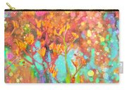 Kangaroo Flower In Spring Bubbles Carry-all Pouch