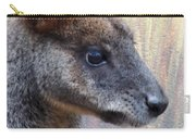 Kangaroo Potrait Carry-all Pouch