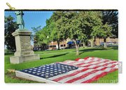 Kankakee Union Soldiers Memorial Carry-all Pouch