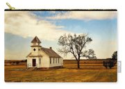 Kansas Church Carry-all Pouch by Marty Koch