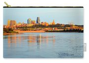 Kansas City Downtown From Kaw Point Carry-all Pouch