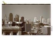 Kansas City Skyline 10 Carry-all Pouch