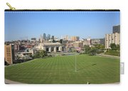 Kansas City Skyline And Park Carry-all Pouch