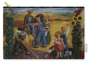 Kansas Farming Carry-all Pouch