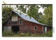 Kansas Hay Barn Carry-all Pouch