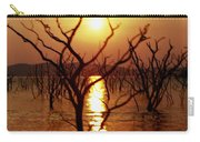 Kariba Sunset Carry-all Pouch