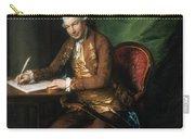 Karl Friedrich Abel (1725-1787) Carry-all Pouch