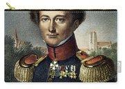 Karl Von Clausewitz (1780-1831) Carry-all Pouch