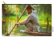 Kashmir Dream Impasto Carry-all Pouch