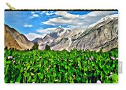 Kashmir Field Carry-all Pouch