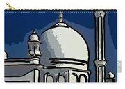Kashmir Mosque 2 Carry-all Pouch