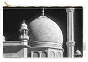 Kashmir Mosque Monochrome Carry-all Pouch by Steve Harrington