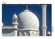 Kashmir Mosque Carry-all Pouch by Steve Harrington