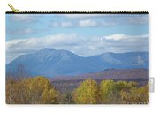 Katahdin From Staceyville 7 Carry-all Pouch