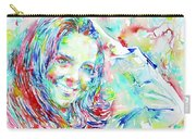 Kate Middleton Portrait.1 Carry-all Pouch