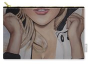 Kate Upton Carry-all Pouch