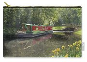 Kathleen May Chesterfield Canal Nottinghamshire Carry-all Pouch