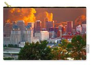 Katrina Storm Hits Cincinnati Carry-all Pouch