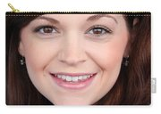 Katy Eyes Head Shot Carry-all Pouch
